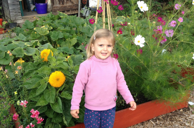 6. How Does Your Garden Grow: Planning the kids' plots