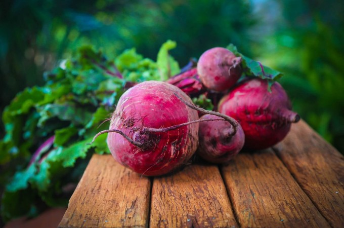 what container vegetables to plant in april beetroot