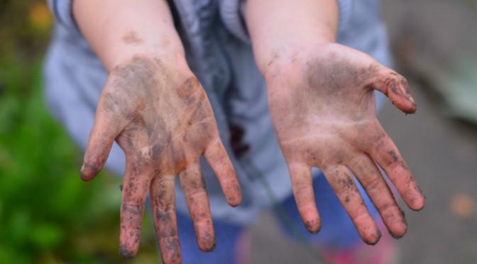 How to make gardening fun for children
