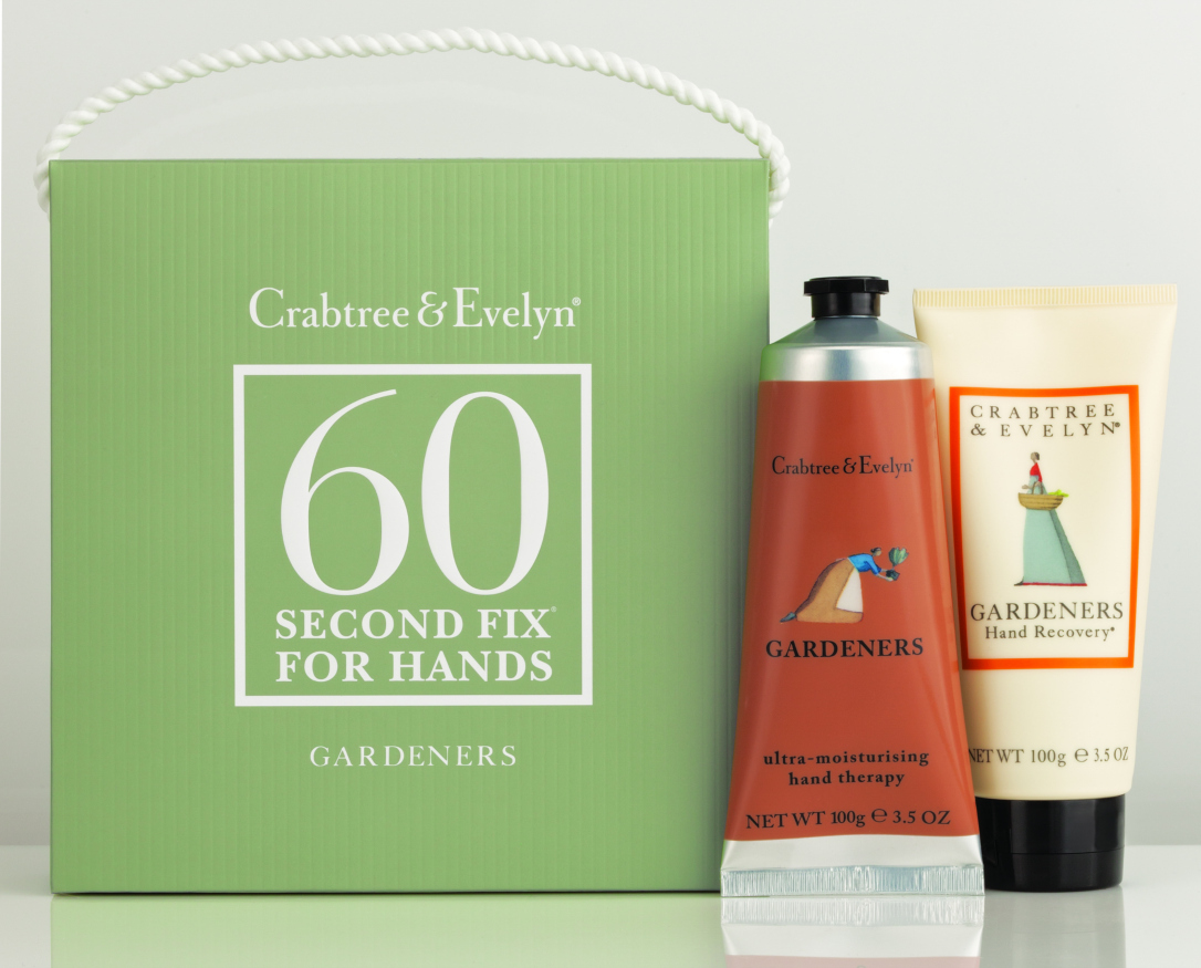 Crabtree & Evelyn Gardeners 60 second fix kit