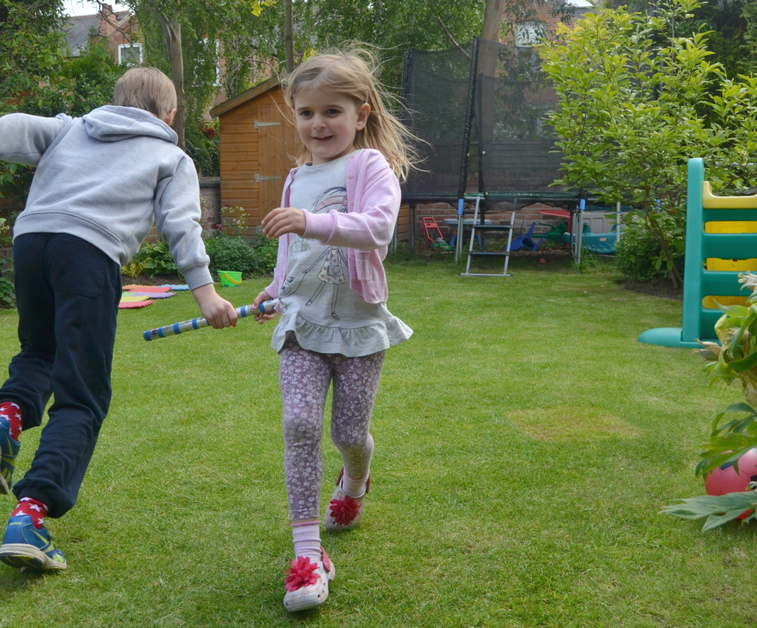 fun garden games to get kids active growing family