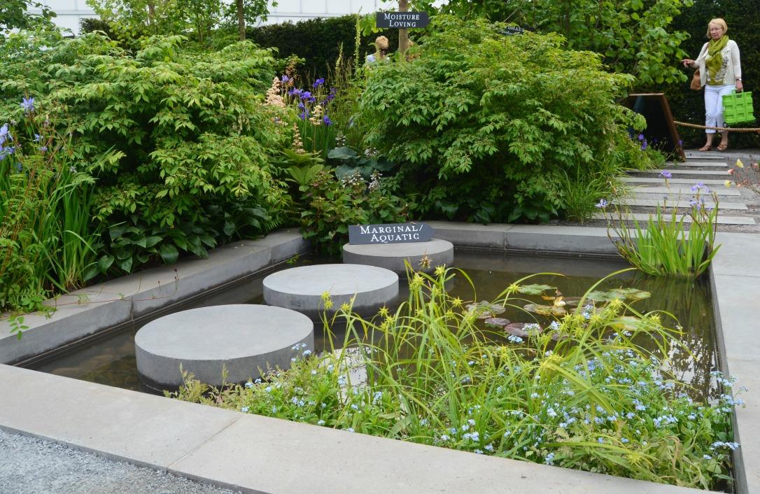 Gardeners World Live Adam Frost garden