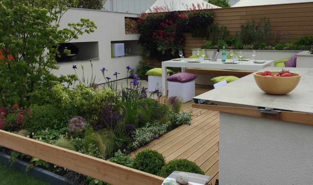 Gardeners World Live creative roots garden