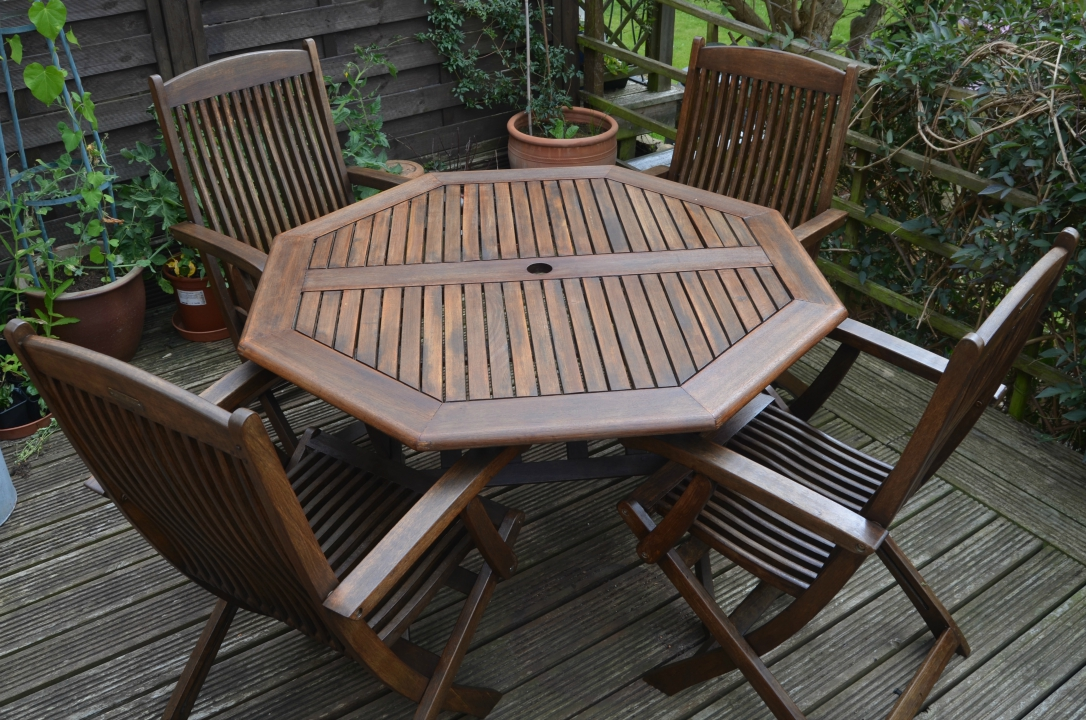 Gentil Garden Furniture Sadolin