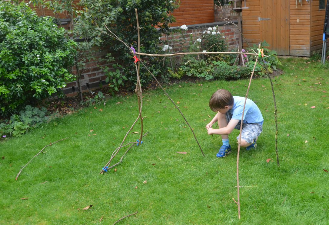 stick-lets creative outdoor play