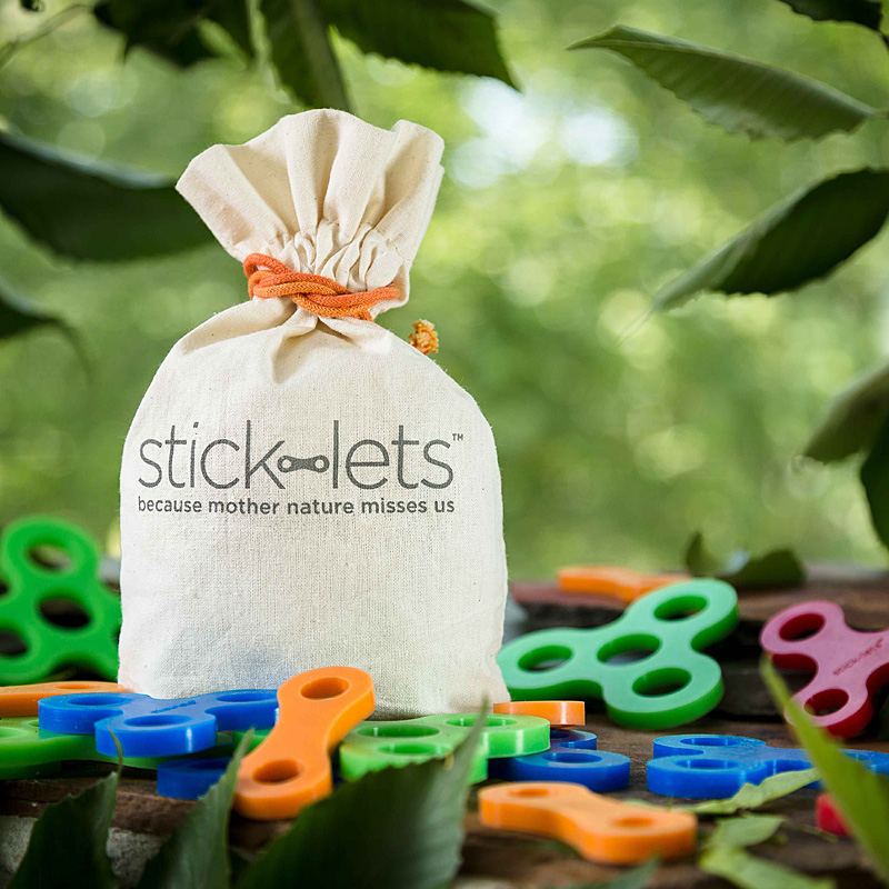 stick-lets outdoor play