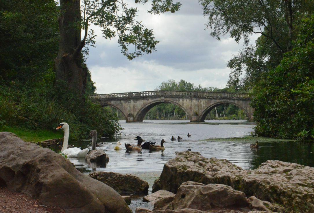 clumber park bridge