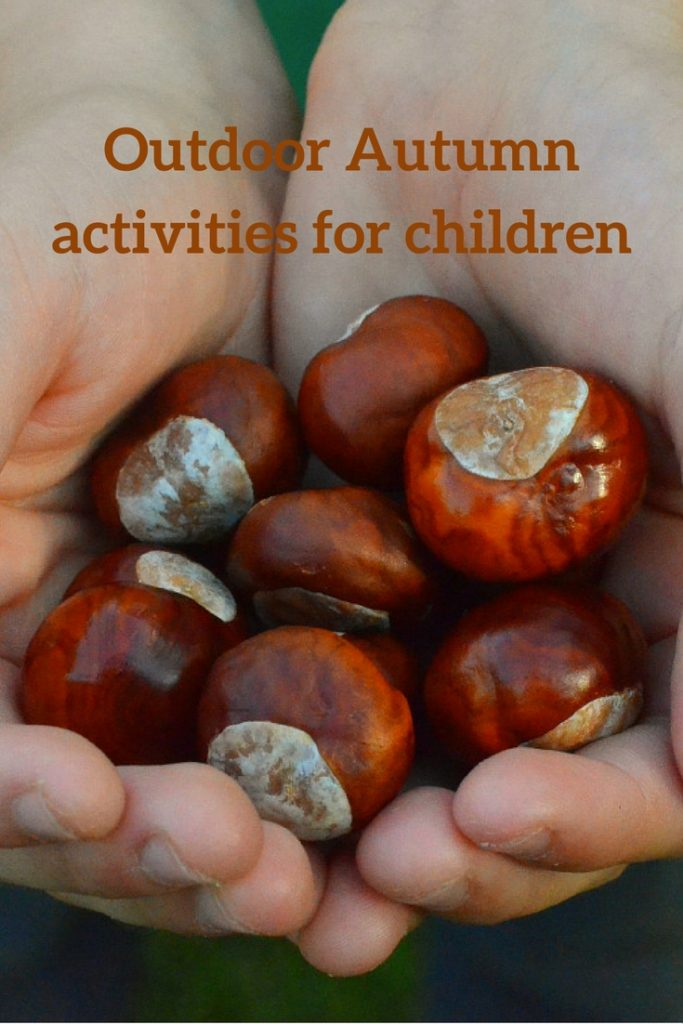 outdoor autumn activities for children