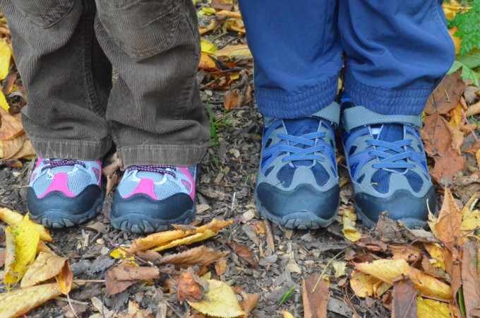 Review: Brantano Mountain Peak childrens walking boots