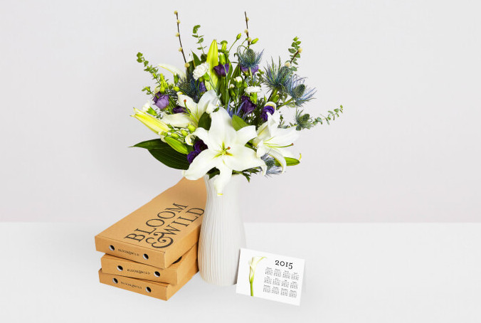 christmas gifts guide bloom and wild letterbox flowers