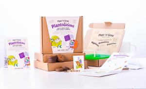 christmas gift guide children edible garden kit