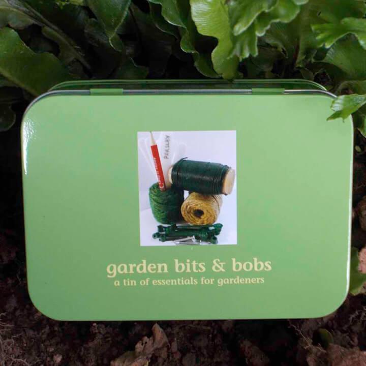 christmas gifts guide garden tin