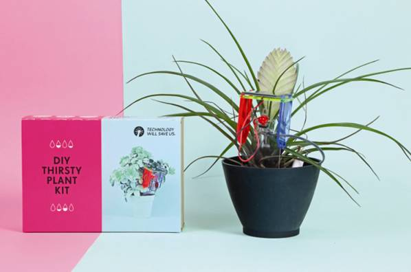 christmas gift guide children diy thirsty plant kit