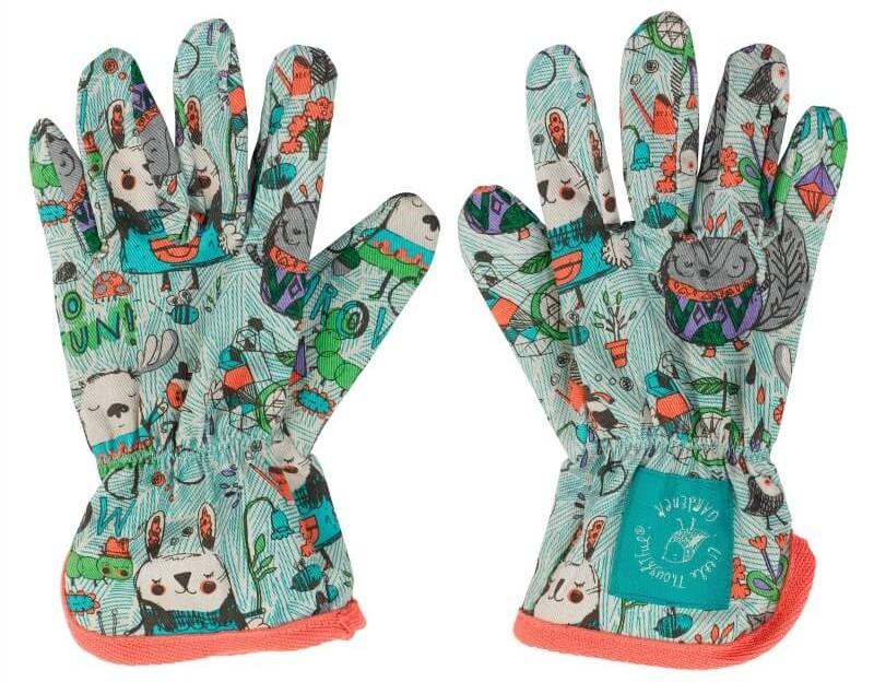 christmas gift guide children gardening gloves