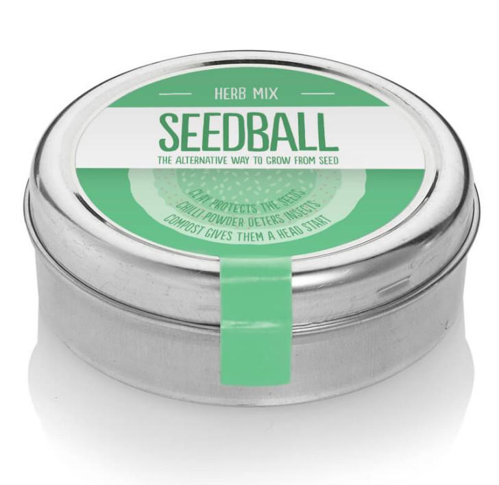 christmas gift guide seedball seed tins