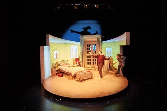 nottingham lakeside arts neverland family theatre