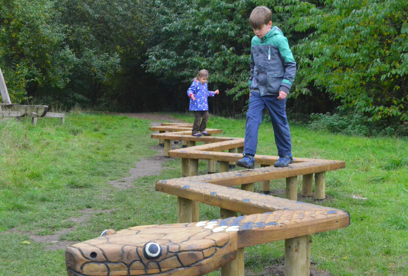 ideas for family days out - country parks