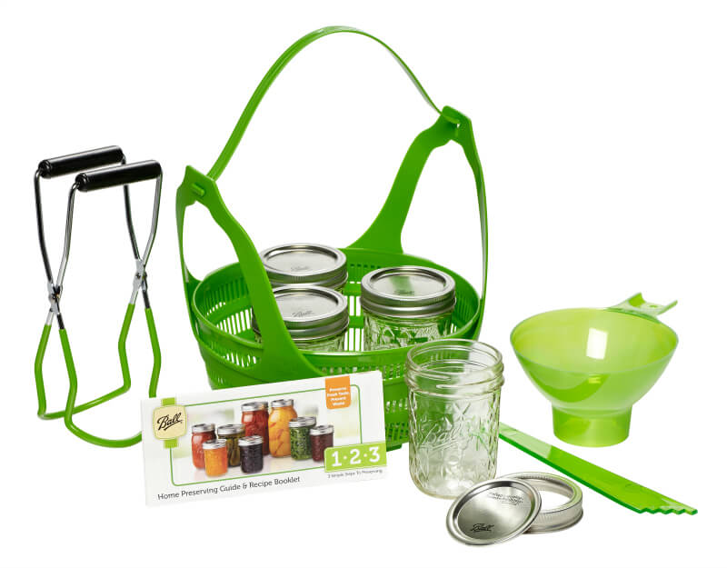 mother's day gift ideas home preserving starter kit