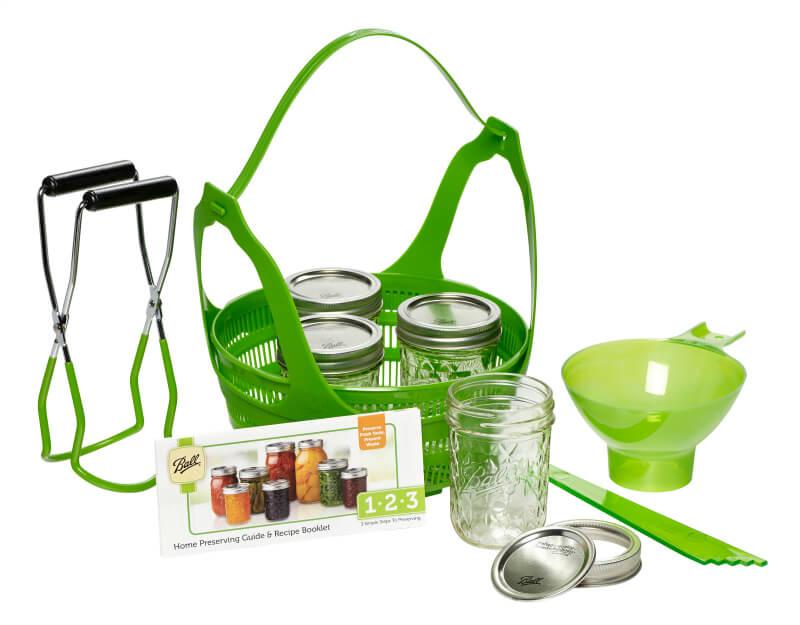 mother's day gift ideas home preserving starter kit