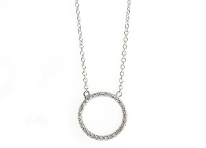 mother's day gift guide circle of life pendant from brilliant inc
