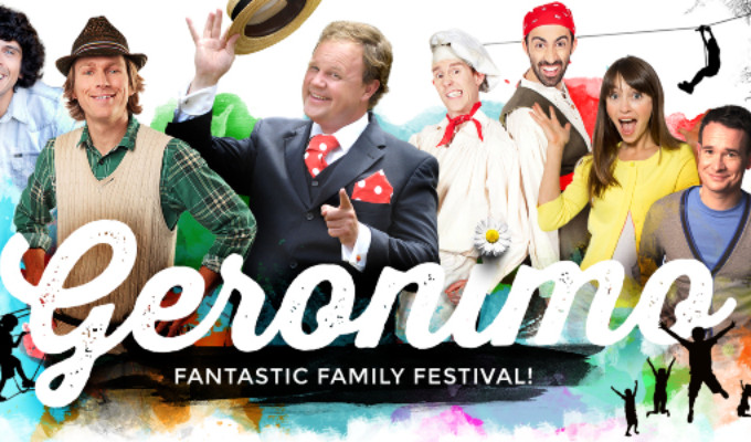 Family fun at Geronimo Festival 2016