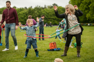 geronimo family festival activities