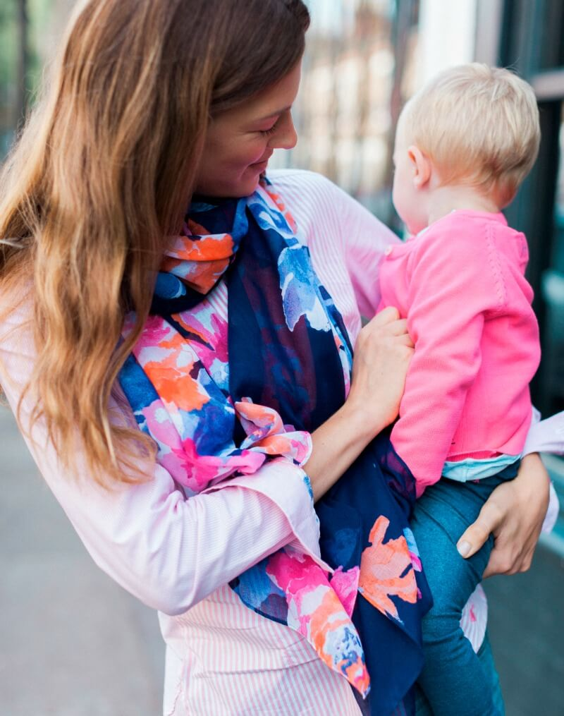mother's day gift ideas joules wensley scarf