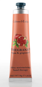 mother's day gift ideas crabtree and evelyn pomegranate hand therapy