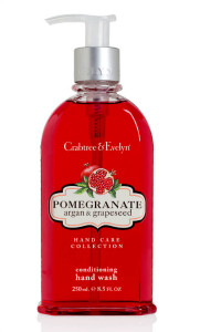 mother's day gift ideas crabtree & evelyn pomegranate hand wash