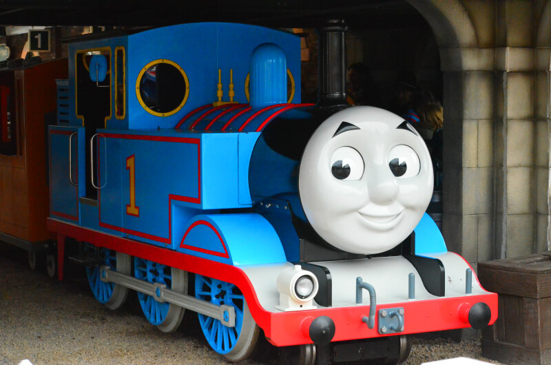 Review Thomas Land At Drayton Manor Theme Park Growing