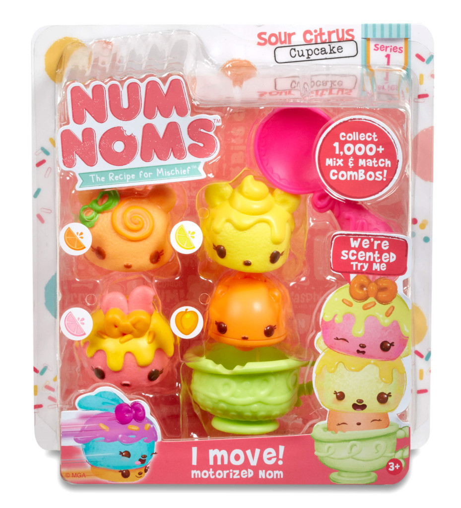 num noms starter pack childrens toy