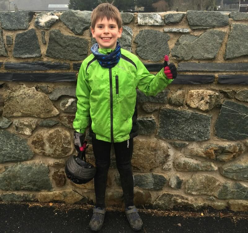 a family adventure in wales with a bike ride along the mawddach estuary