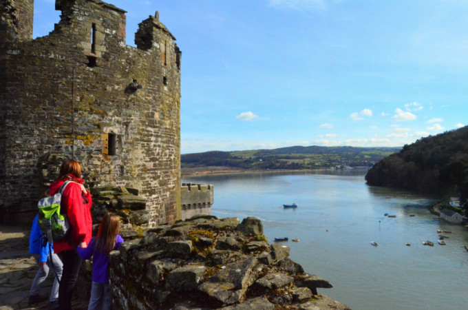 Finding our epic: a family adventure in Wales