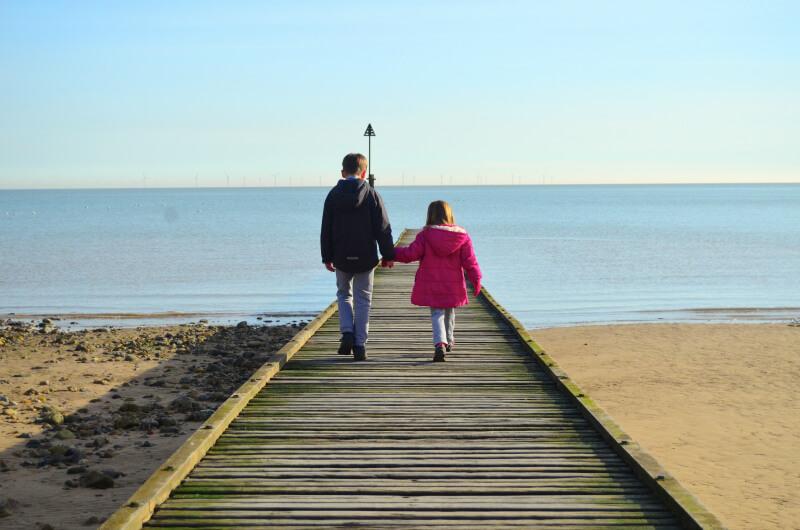 a family adventure in wales exploring llandudno beach
