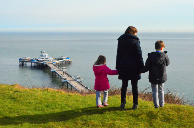 a family adventure in wales exploring llandudno