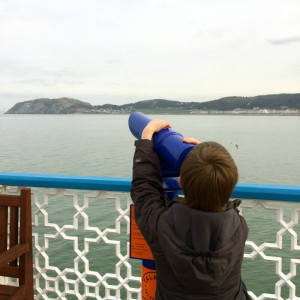 a family adventure in wales exploring the llandudno coastline
