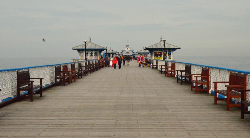 a family adventure in wales exploring llandudno pier