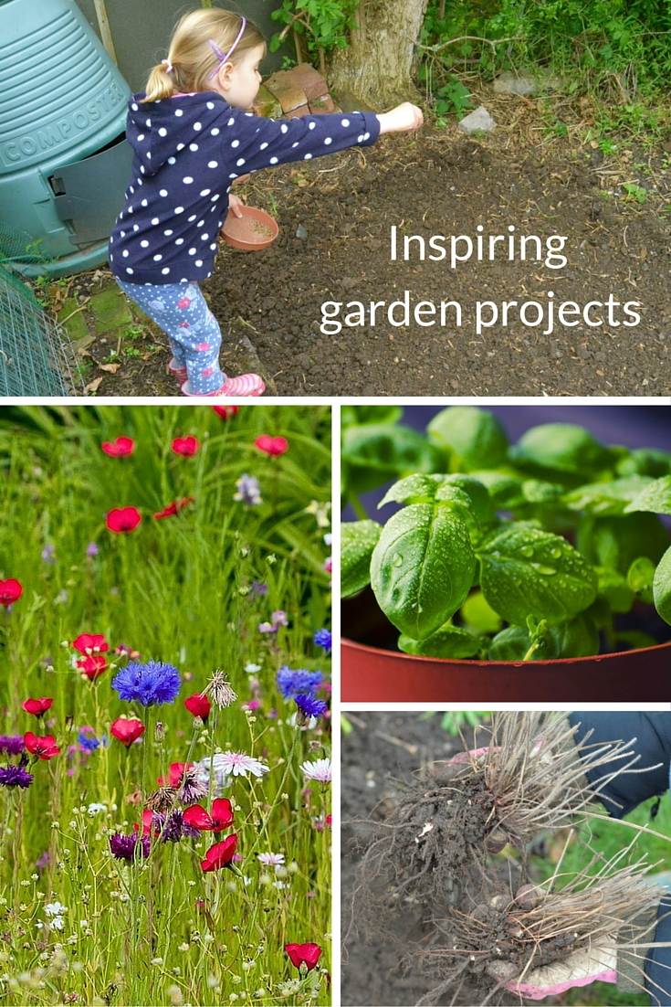 15 inspiring garden projects growing family for Gardening tips colorado