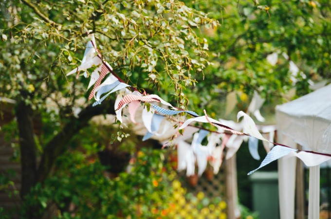 Craft your way to a Summer garden party