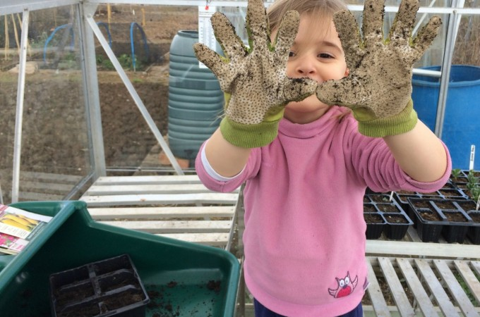 Seed Sowing with Kids: getting it right