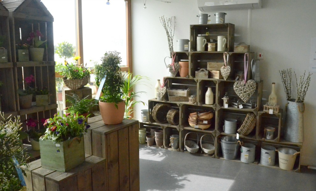 woodthorpe grange park plant shop