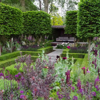 chelsea flower show 2016 Support the husqvarna garden