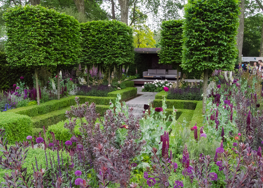 Chelsea flower show 2016 inspiring my own garden for Landscape gardeners