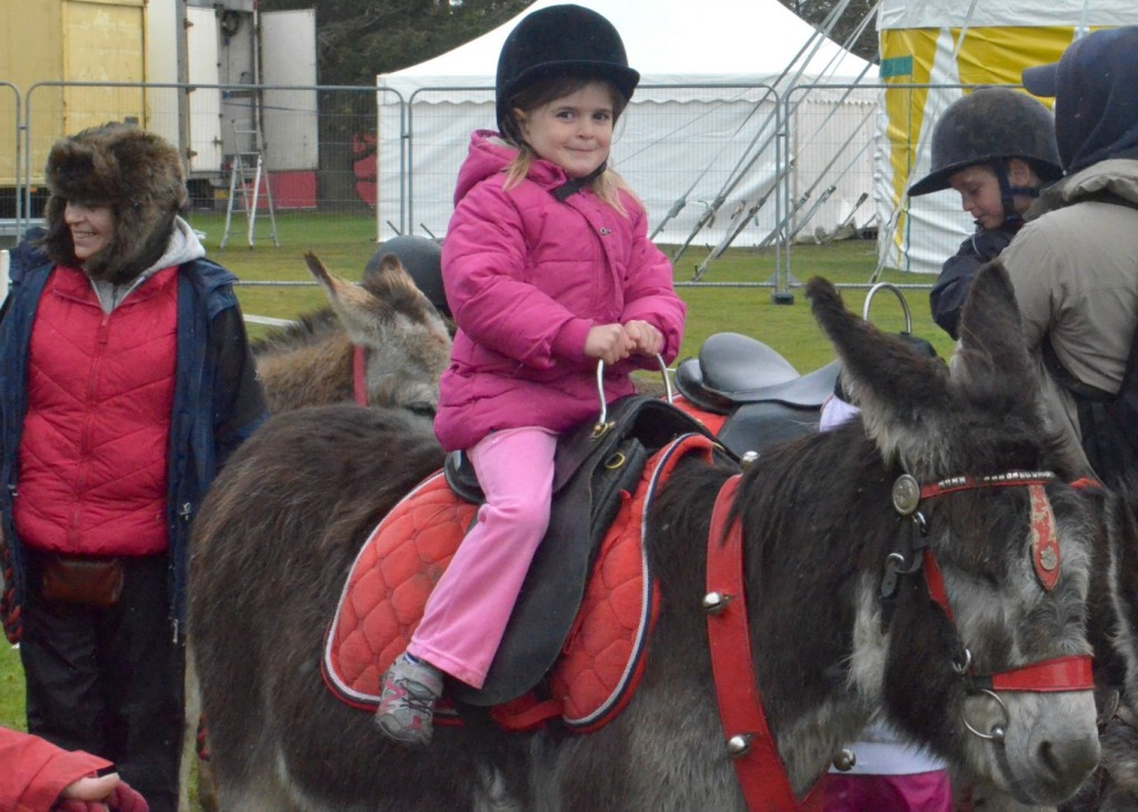 geronimo festival donkey ride
