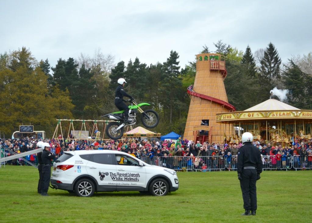 geronimo festival stunt bikes