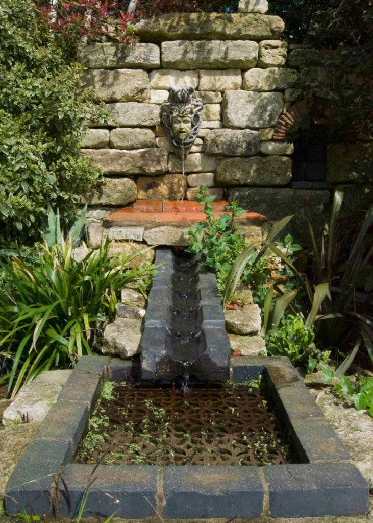 rhs malvern spring festival alchemy show garden