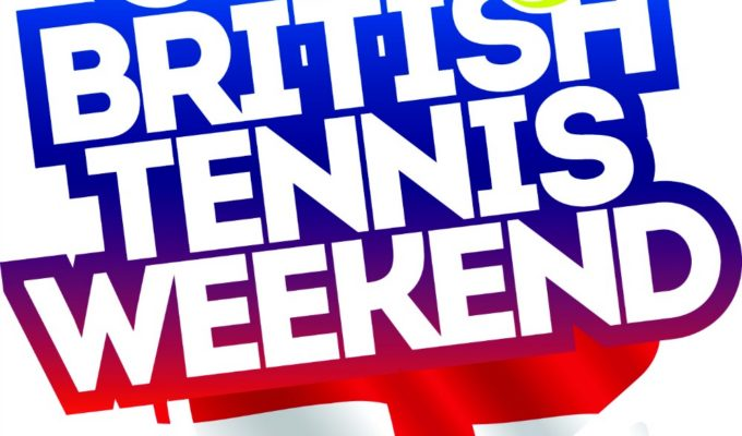 Family fun for free: Great British Tennis Weekend