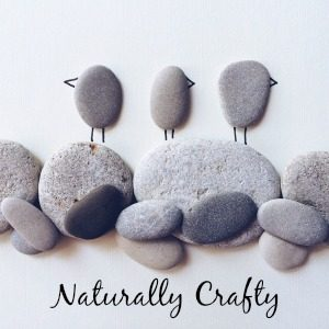 Naturally Crafty #24 – a Nature Craft Linky