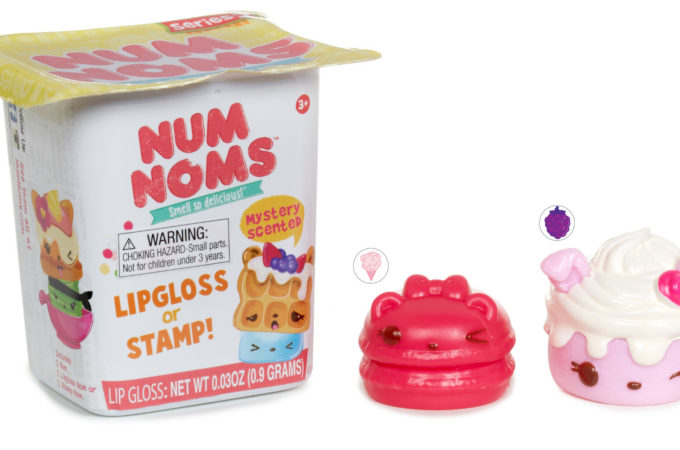Win a Num Noms series 2 toy bundle