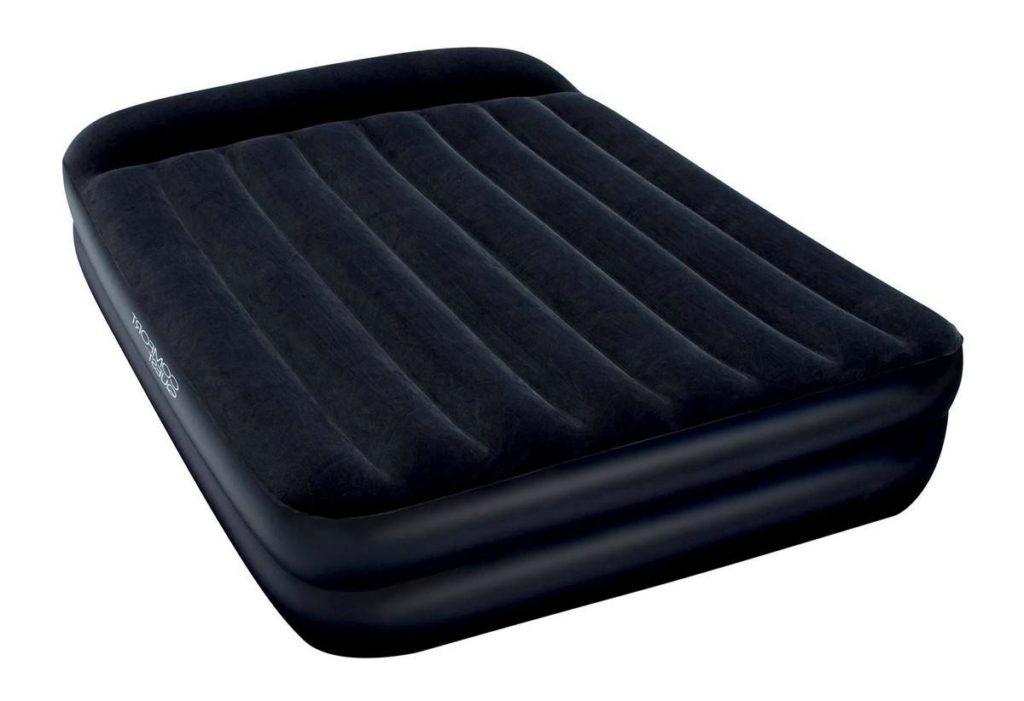 bentley explorer premium queen size air bed with pump camping mattresses